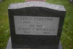 Elaine T. <I>Bourassa</I> Cloutier