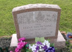 Edna Browning Newsome