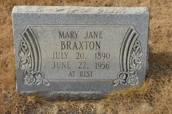 Mary Jane Braxton