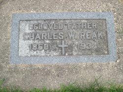 Charles W Reak