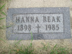 Hanna Reak