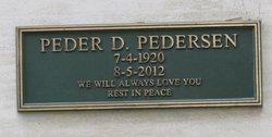 Peder D. Pedersen