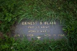 Ernest B. Blair