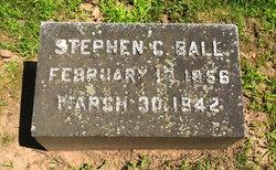 Stephen C Ball