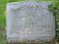 Harry C Kerber