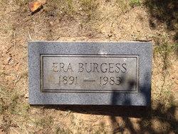 Era Burgess
