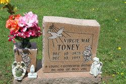 Virgie Mae Toney