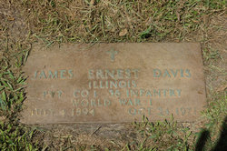 James Ernest Davis