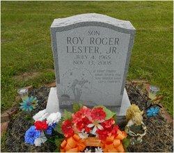 Roy Roger Lester, Jr