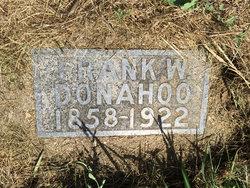 Frank W Donahoo
