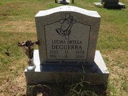Lucina <I>Ortega</I> Deguerra