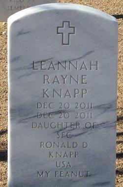 Leannah Rayne Knapp