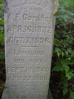 A F Gardner