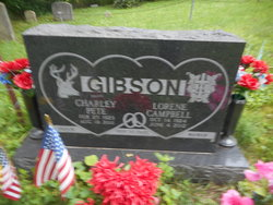 Charley Pete Gibson