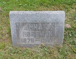 Anna Amelia <I>Gueutal</I> Hoffman