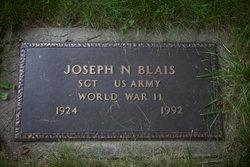 Sgt Joseph N. Blais