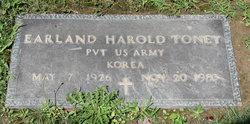 Earland Harold Toney