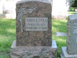John Lotka
