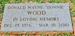 "Donald Wayne ""Donnie"" Wood"