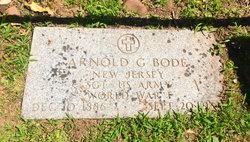 Arnold G Bode