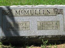 Estella R. <I>Ellwood</I> McMullen