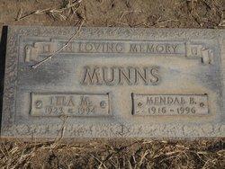 Lela <I>Dowd</I> Munns