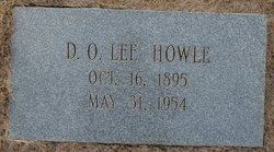 D. O. Lee Howle