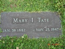 Mary I. Tate