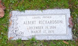 Albert Richardson