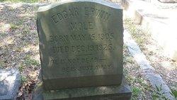 Edgar Erwin Mole
