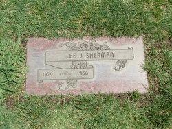 Lee John Sherman