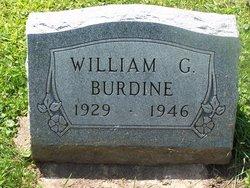William Gerald Burdine