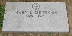 Mary L. <I>Merrill</I> Sietsema