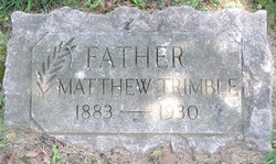 Matthew Trimble