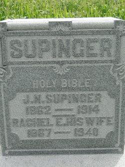 Rachel E <I>Gibson</I> Supinger