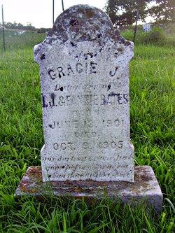 Gracie J Bates