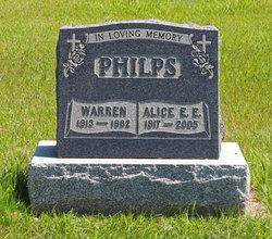Alice Eliza Eleanor <I>Kellestine</I> Philps