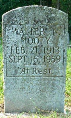 Walter N Mooty