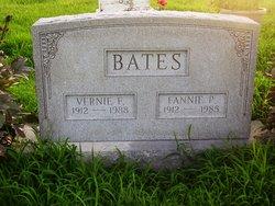 Vernie F Bates
