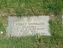 Samuel Wesley Showalter