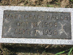 Mary Grace Rauch