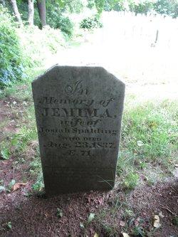 Jemima <I>Bosworth</I> Spalding