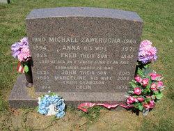 Anna <I>Kaminsky</I> Zawerucha