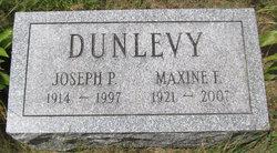 Maxine F. <I>Stanek</I> Dunlevy