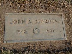 John A. Bjorgum