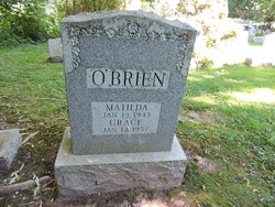 Matilda O'Brien