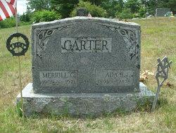 Ada B <I>Buzzell</I> Carter