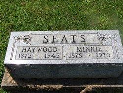 Minnie <I>Weedman</I> Seats
