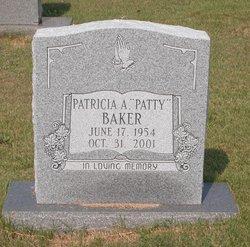 """Patricia Ann """"Patty"""" Baker"""