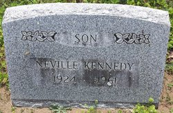 Neville Kennedy